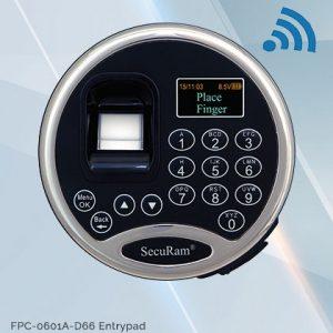 SecuRAM FPC-0601A-D66 EntryPad