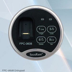 SecuRAM FPC-0608 EntryPad