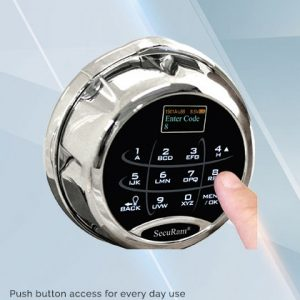 SecuRAM Push-Button-Xtreme