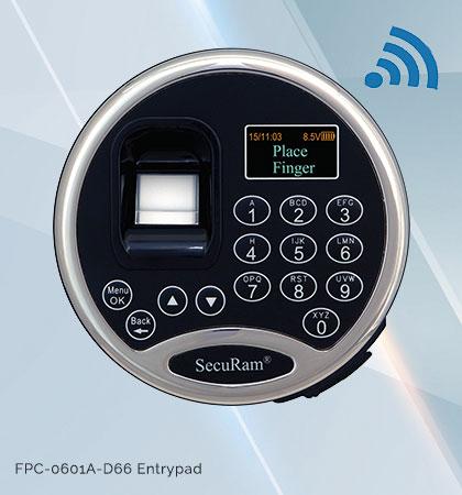 Fingerprint Safe Lock